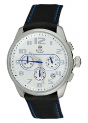 ZEGAREK MĘSKI ROYAL LONDON 41120-01 CHRONO 50M