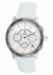 ZEGAREK MĘSKI ROYAL LONDON 41123-01 WHITE CHRONO